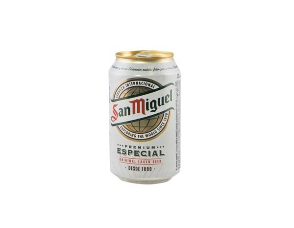 Cerveza San Miguel 33ml
