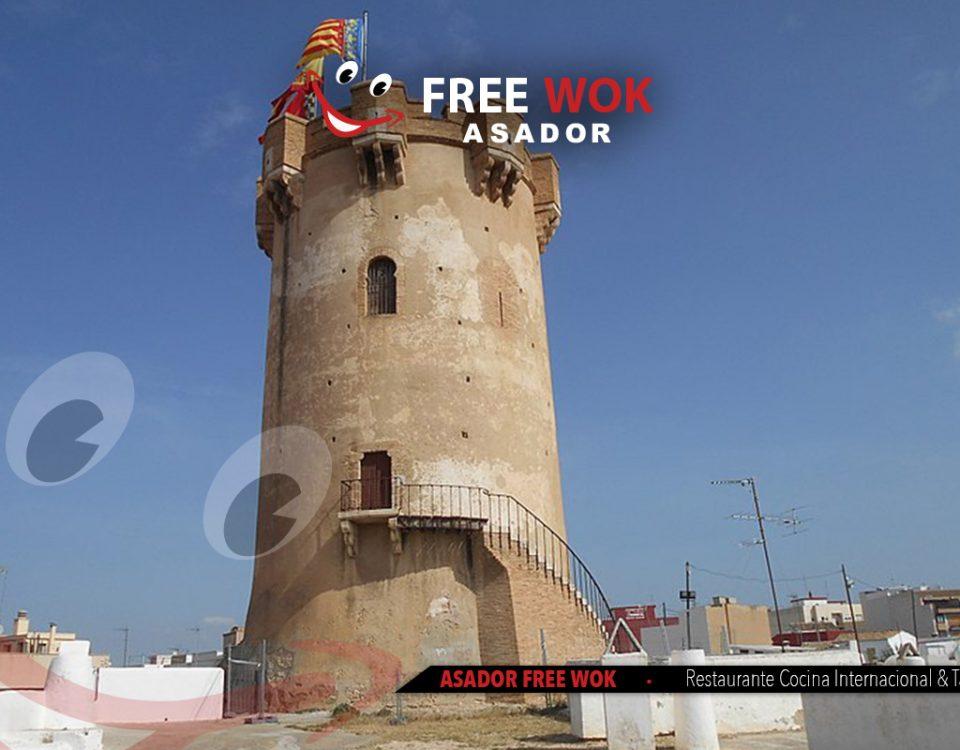 La Torre Mudejar de Paterna - Free Wok
