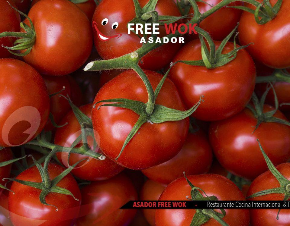 Beneficios del tomate natural
