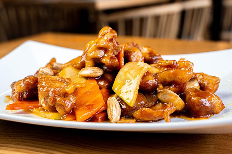 Comida china - Free Wok