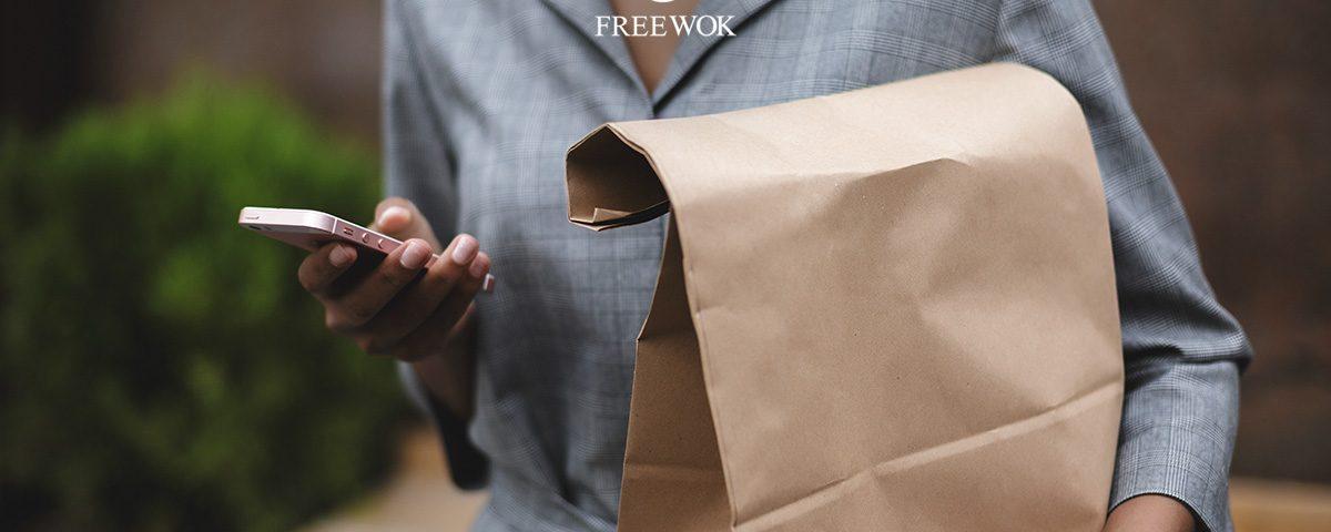 Disponemos de tienda online en Free Wok Paterna, Valencia