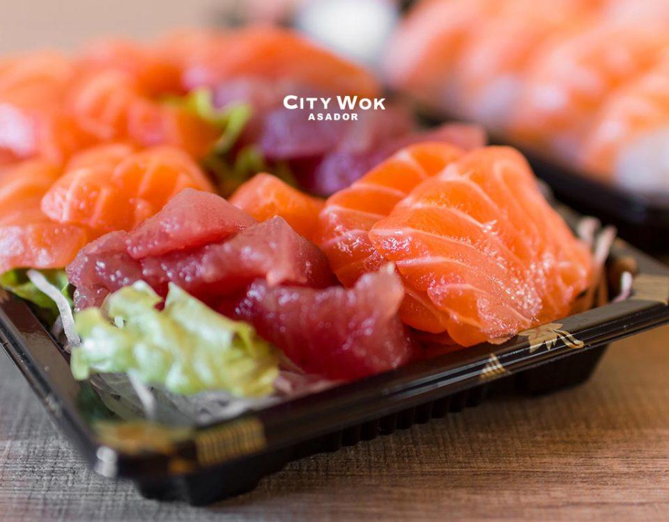 ¿Qué es el sashimi?