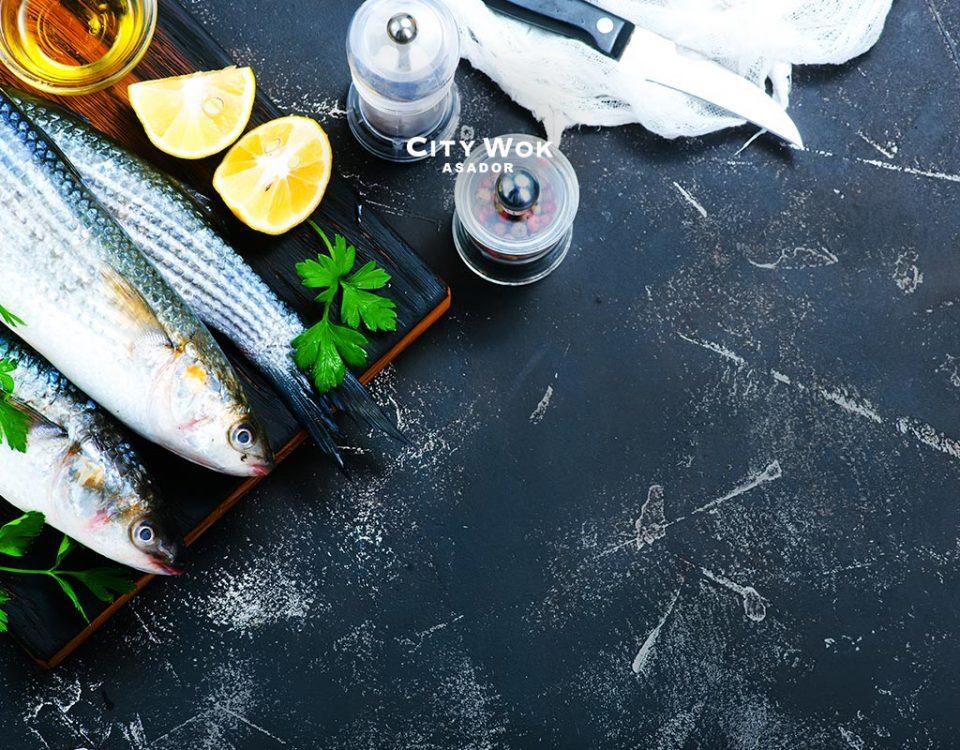 ¿Cuál es el pescado azul?